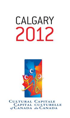 Calgary 2012 & Cultural Capitol Logos