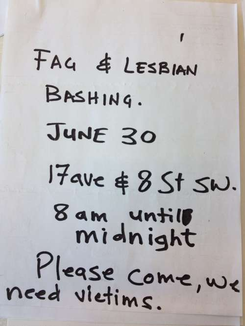 gay bashing