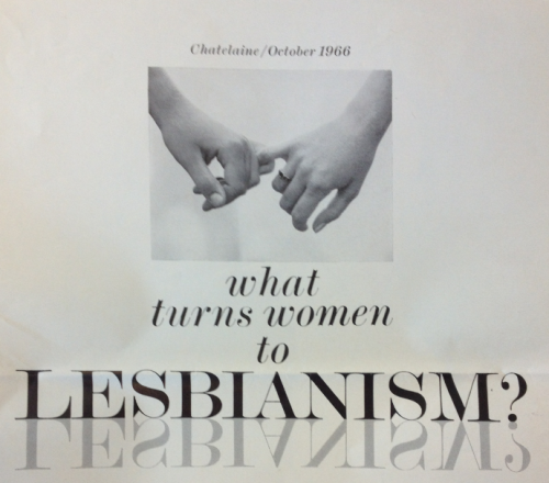 What turns women to Lesbianism