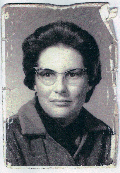 Club Carousel Founder Lois Szabo in the 1960s