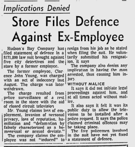 Calgary Herald March 7, 1964 p. 26