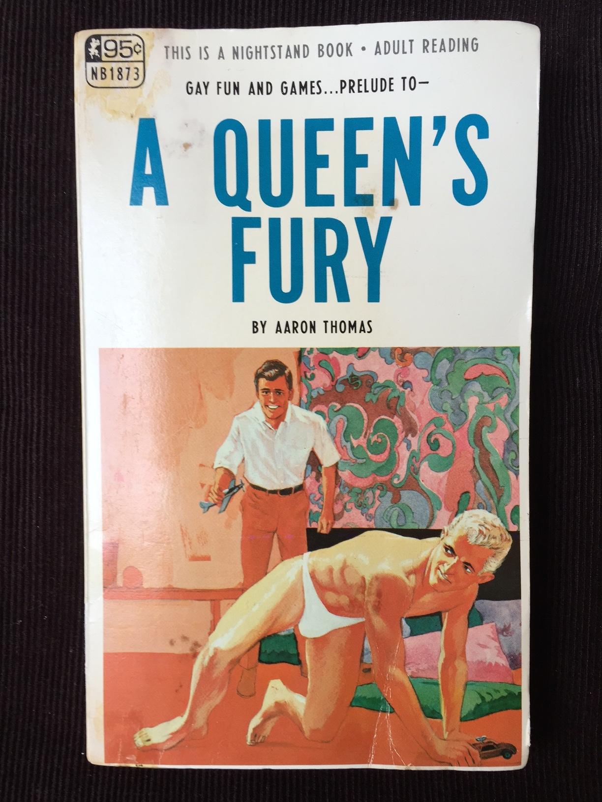 A Queen's Fury