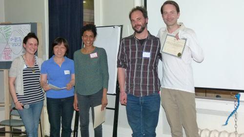 CommunityWise Heritage Award