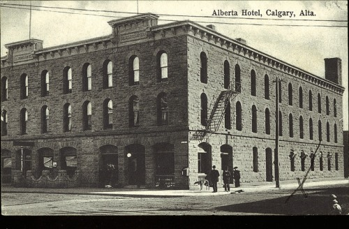 Alberta Hotel 1907