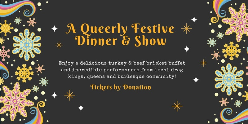 A queerly festive dinner