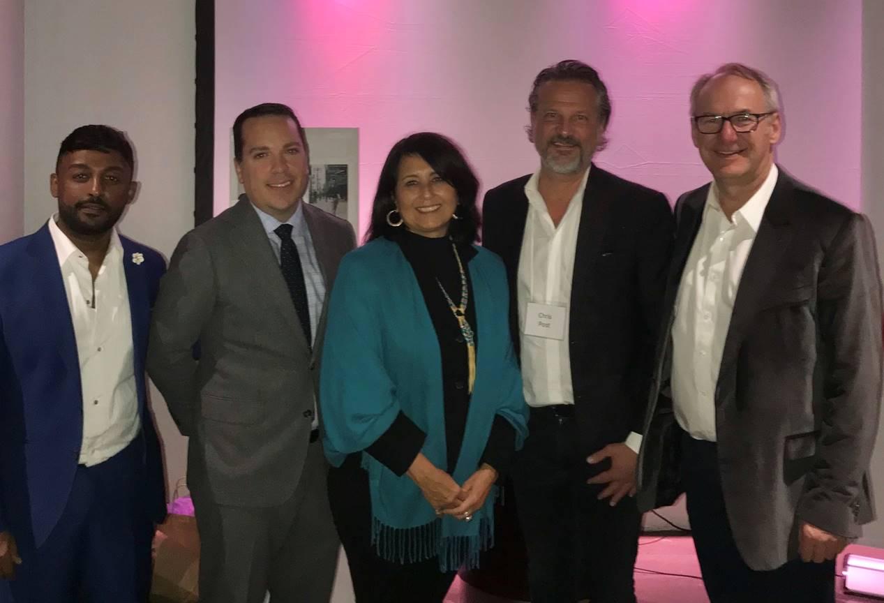 Chinook Fund and Nola